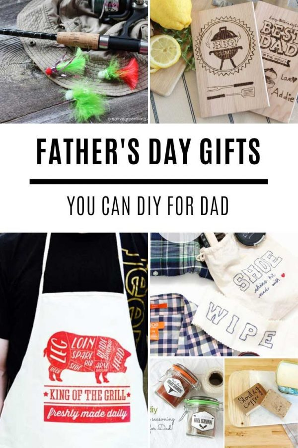 Show dad how much you care with any one of these homemade Father's day gifts that you can DIY for him
