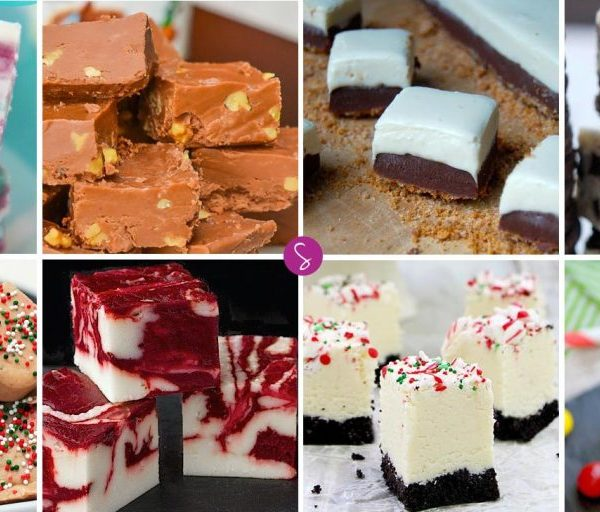 Homemade Fudge Candy Recipes that Make Wonderful Christmas Gifts