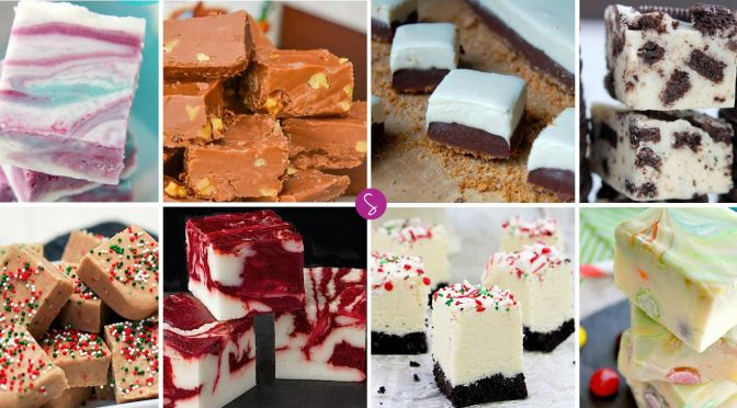 Homemade Fudge Candy Recipes that Make Wonderful Valentine's Gifts