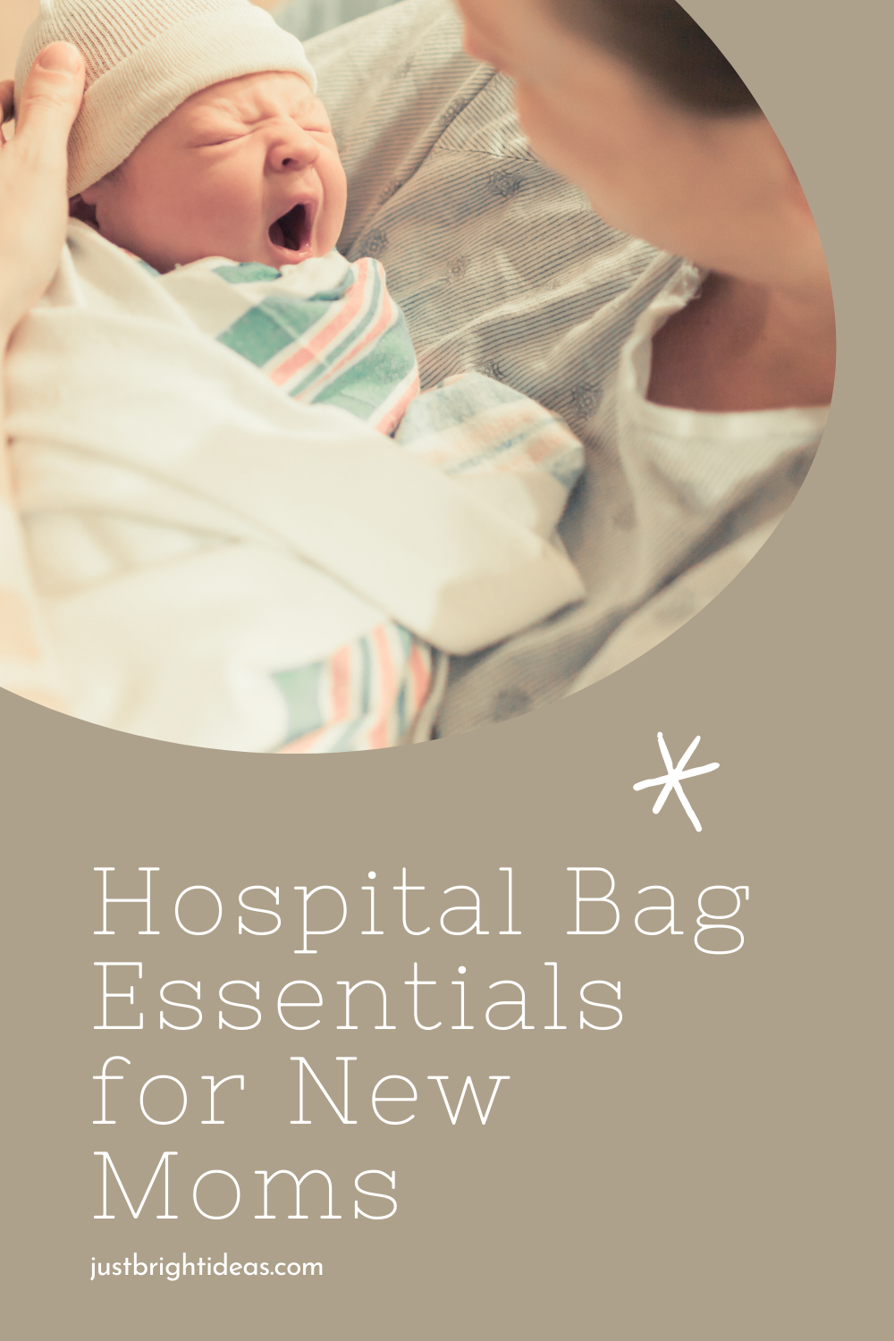 If you're expecting a baby and wondering what you should pack in your hospital bag to be fully prepared and comfortable during labor and delivery check out our budget friendly essentials checklist!