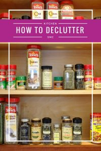 Declutter Kitchen Cabinets | Easy Steps | Kitchen Organization