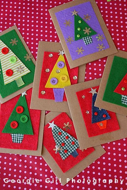 How to Make Your Own Christmas Cards
