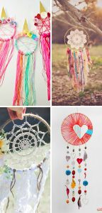 How to Make a Dreamcatcher Step by Step - Pinterest 2