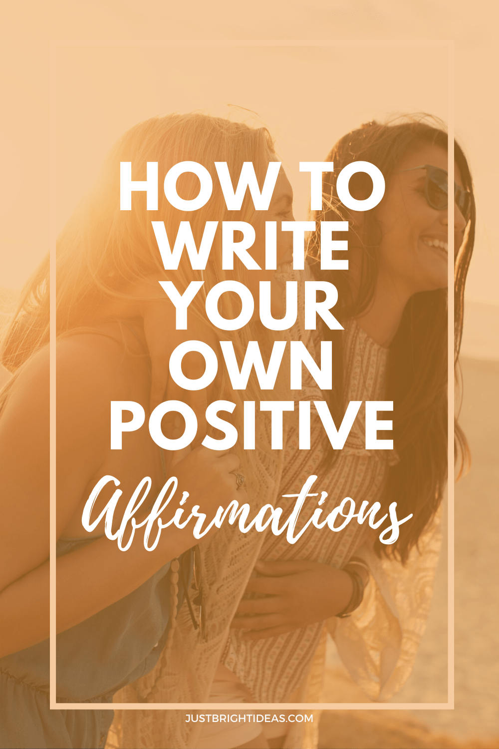 Find out how easy it is to write your own affirmations for your meditation and manifesting rituals