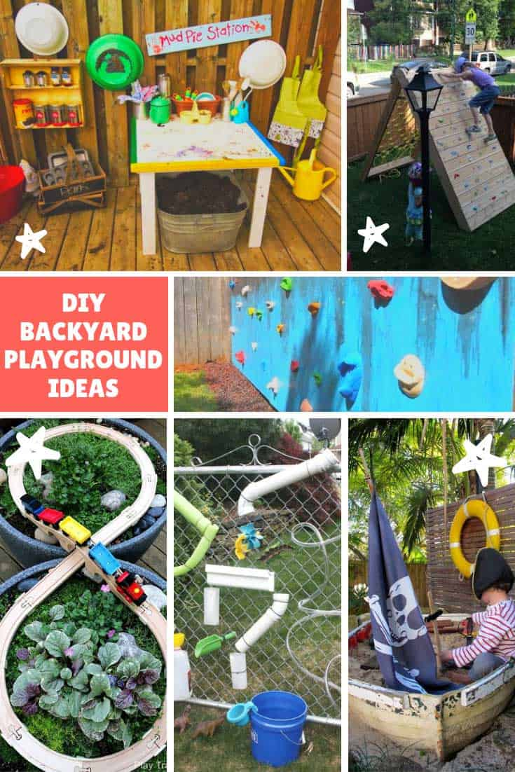 33 Amazing Diy Backyard Ideas For Kids They Ll Go Crazy Over
