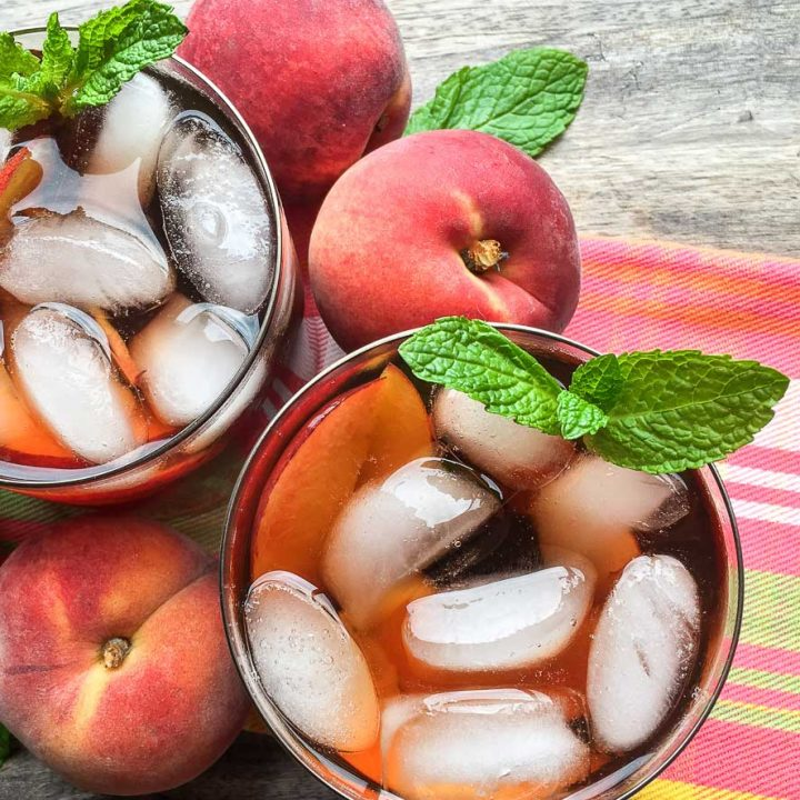 Beat the heat this summer with this refreshingly fruity iced tea. The best part? This quick and easy Instant Pot version is ready to enjoy in under 30 minutes!