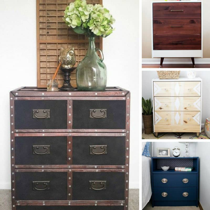 These IKEA Rask dresser hacks are totally genius!
