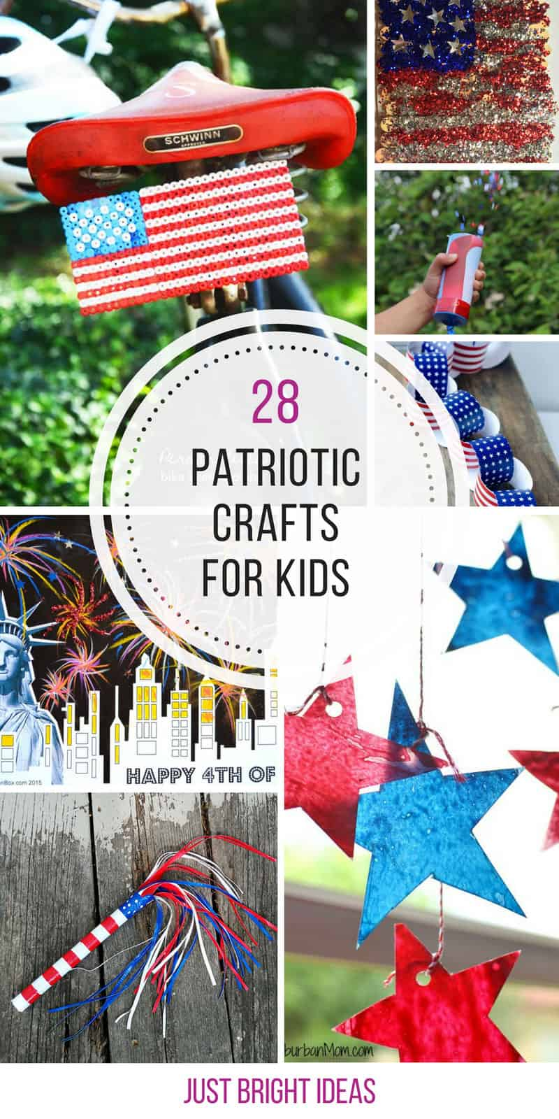 Loving these Independence Day crafts for kids! Thanks for sharing!