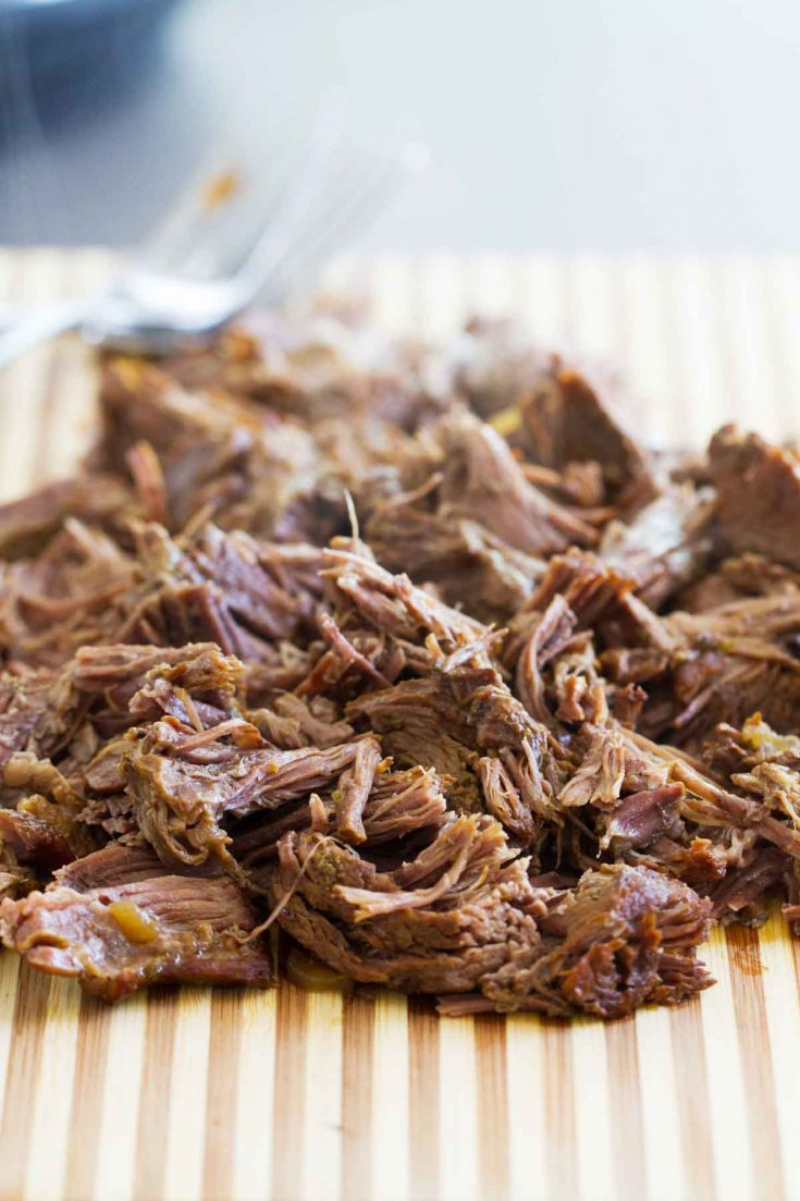 How to Make Barbacoa Beef in an Instant Pot