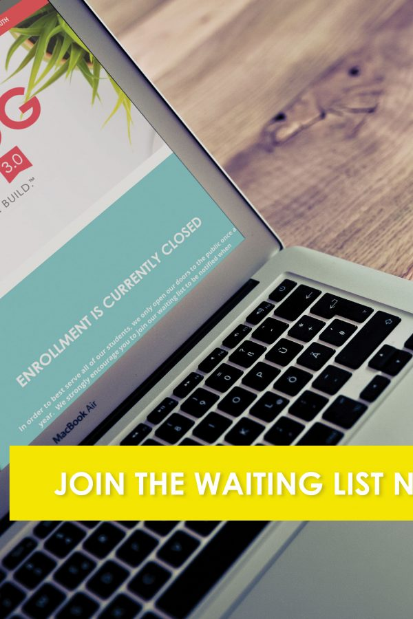 Don't Miss EBA - Join the Waiting List Today