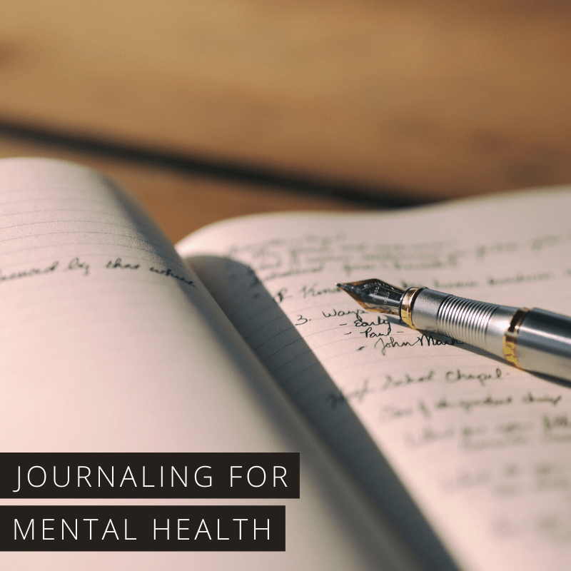Don't miss our guide to mental health journals that will help you develop a healthy practice of being kind to yourself.