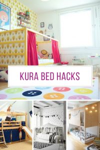 These KURA bed hacks are amazing - thanks for sharing!
