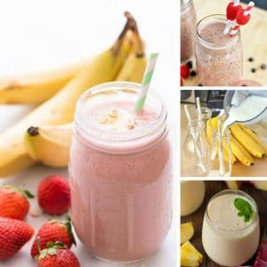 Kid Approved Smoothie Recipes