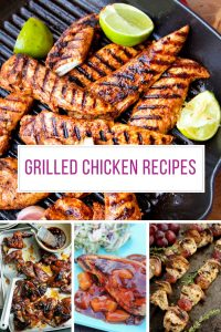 The kids will love this grilled chicken recipes! Thanks for sharing!