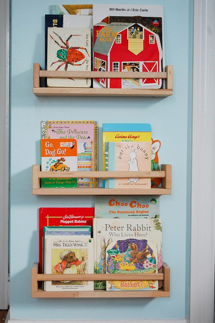 Kids Toy Storage Shelves DIY