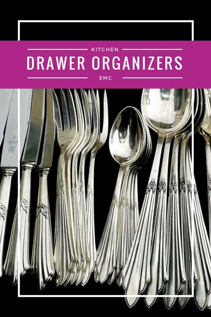Best Kitchen Drawer Organizers | Flatware | Silverware | Cutlery | Utensils | Junk Drawer