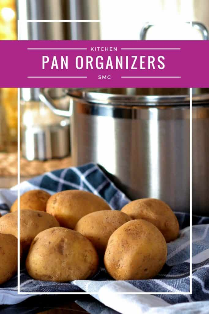 How to Organize Pots and Pans | Cookware Storage Solutions | Pots and Pans Storage Ideas | Kitchen | Clutter | Organize | Declutter | Homemaking