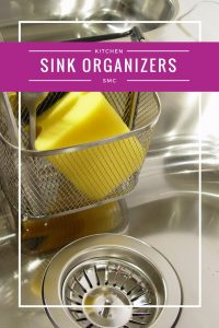 Organize Kitchen Sink | Kitchen Sink Caddy | Cutlery Caddy | Dish Drainer | Elephant Cutlery Drainer
