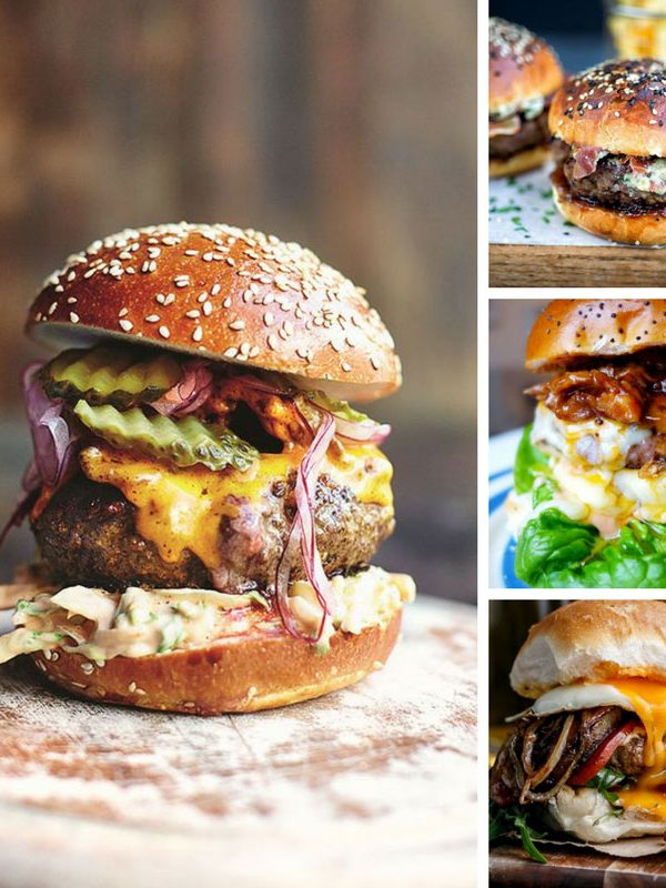 These Labor Day burgers are insanely good! My friends are gonna love them!