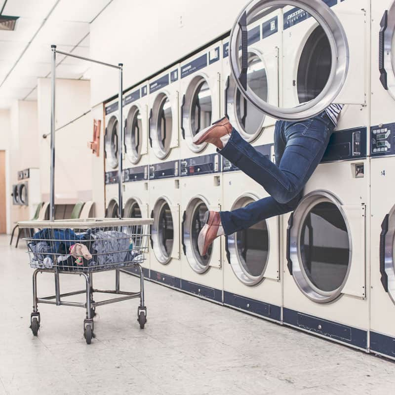 Stop failing at laundry and try out challenge!