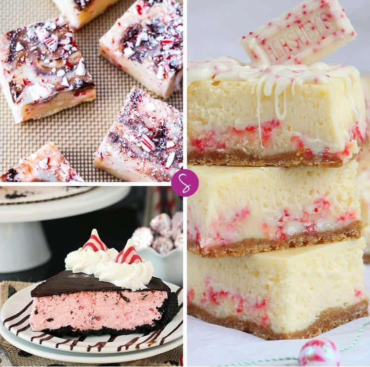 These leftover candy cane recipes look DELICIOUS!
