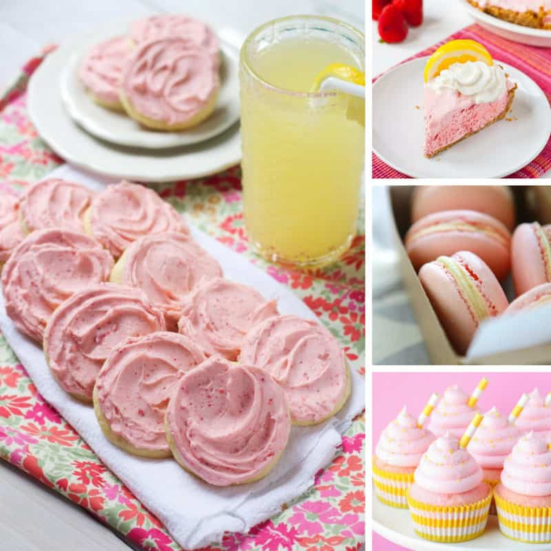 These lemonade desserts are delicious! Thanks for sharing!