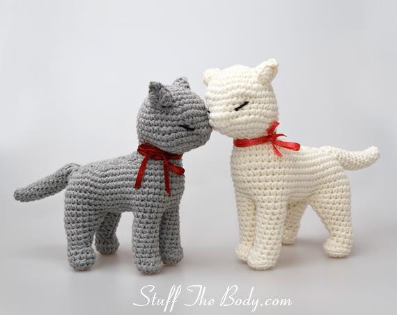 Cat Amigurumi Pattern