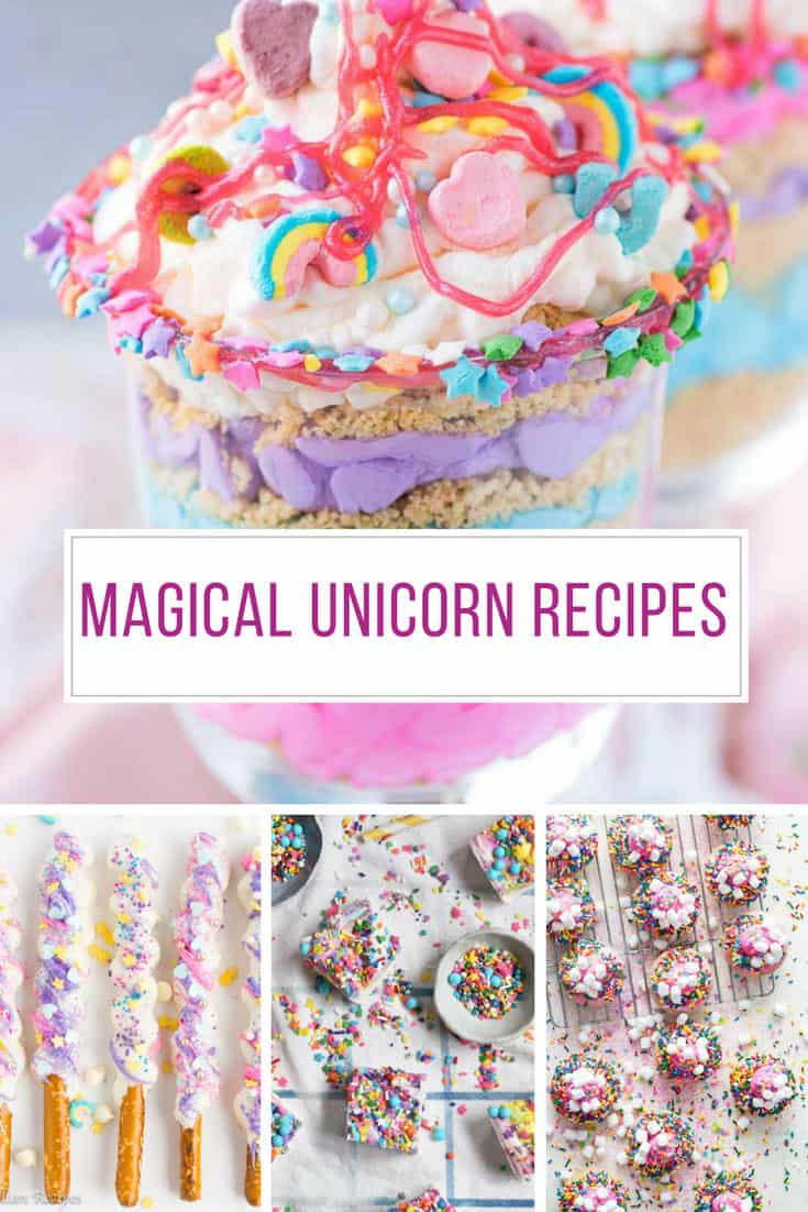 Loving these unicorn recipes! Thanks for sharing!