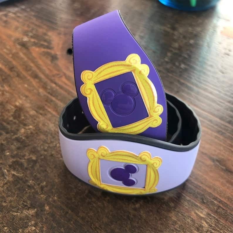 Check out these super cute Magicband decals for your trip!