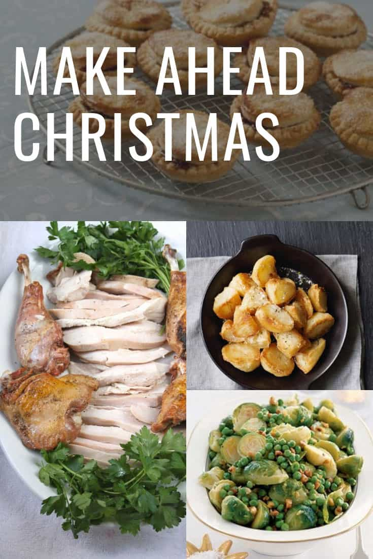 Make Ahead Christmas Dinner Recipes
