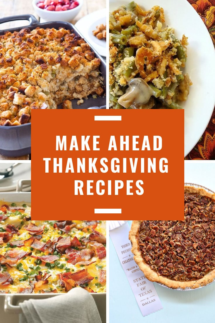 Make Ahead Freezer Thanksgiving