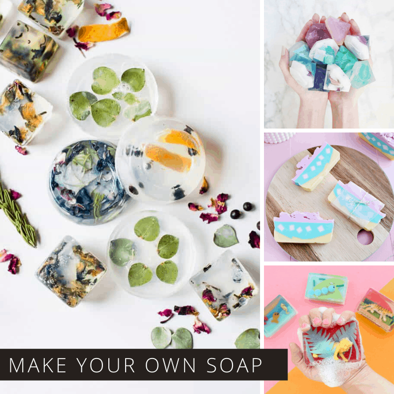 30 Gorgeous Homemade Soap Recipes that You Need to Make