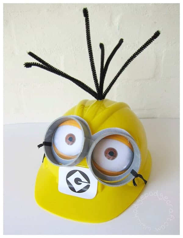 Make a DIY Minion Costume