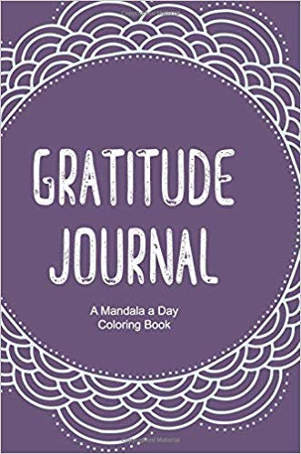 Mandala Gratitude Journal