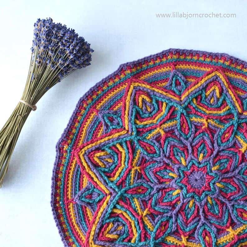 Overlay Mandala