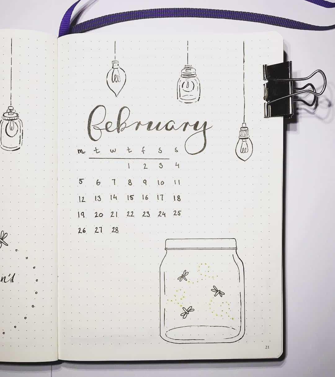 Mason Jar Fireflies Cover Page