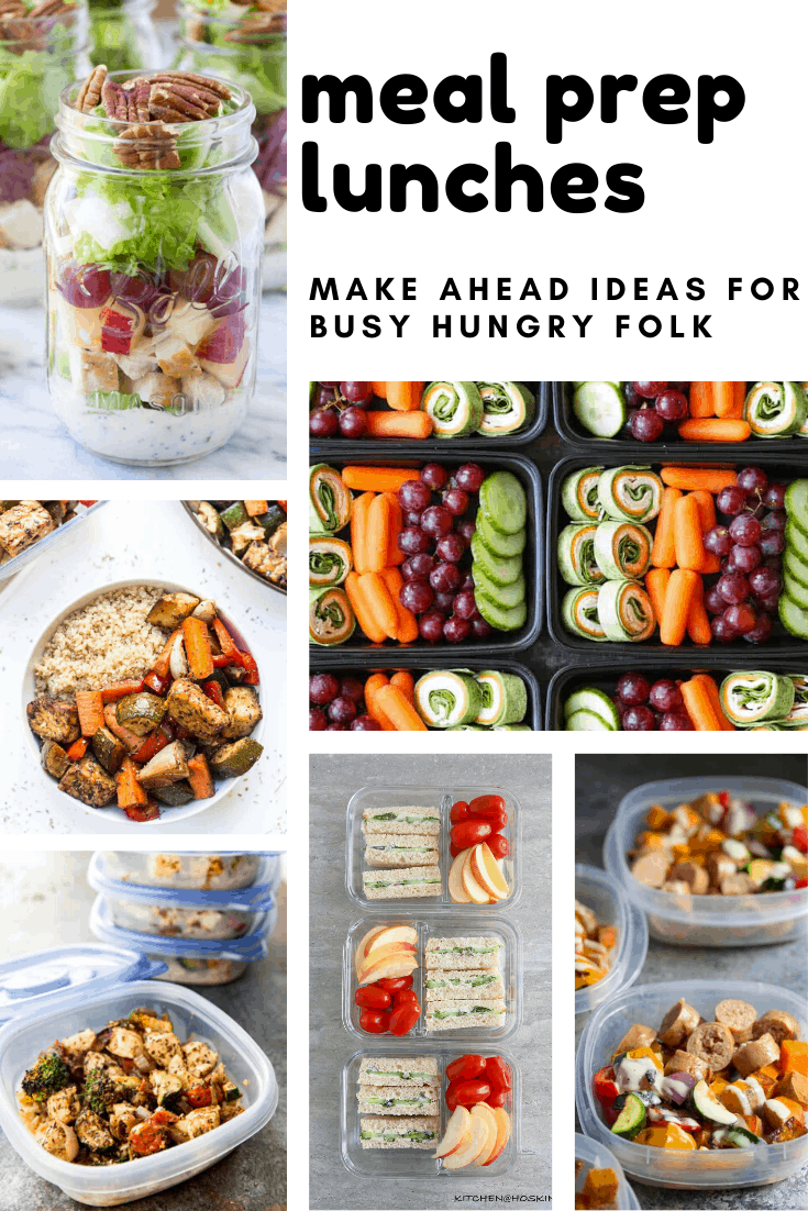 These make ahead mel prep lunches are perfect for busy, hungry folk who want to save money and eat healthy