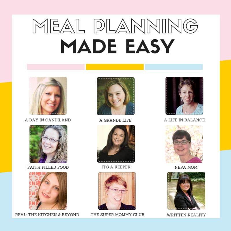 Meal Planning Made Easy - The Ladies Behind the Recipes!