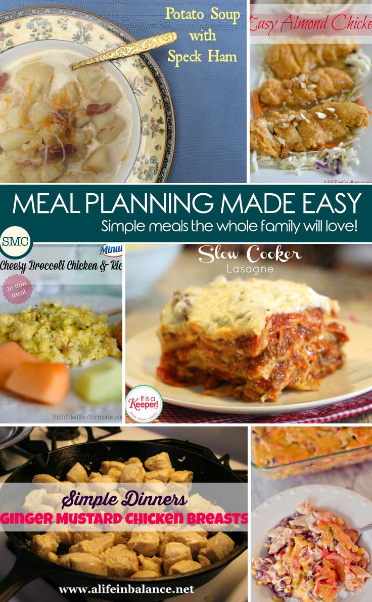 So many great ideas for my meal plan next week - the speck ham looks delicious! Click on the image to see all the recipes.