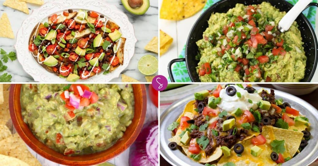 Easy Mexican Nachos and Dip Recipes for Kids