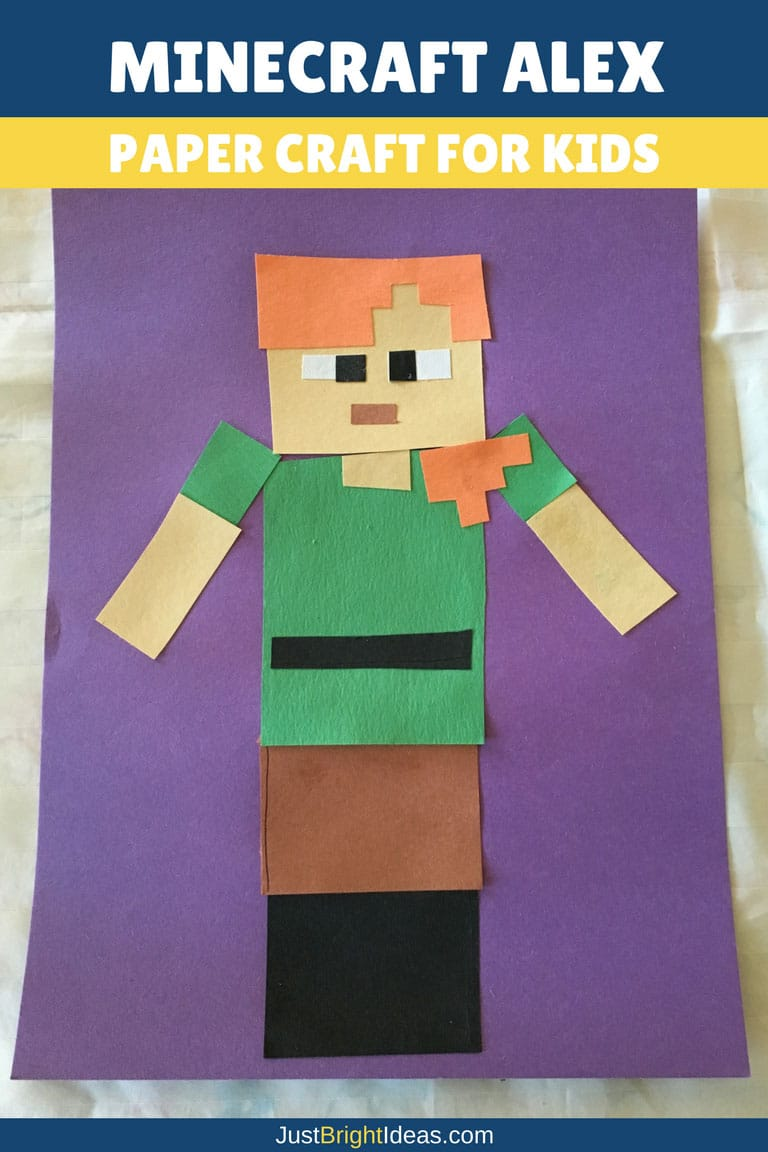 Minecraft Alex Craft Pinterest