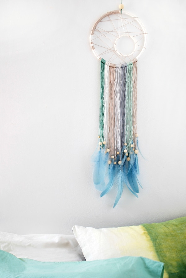 Make a Modern Dreamcatcher