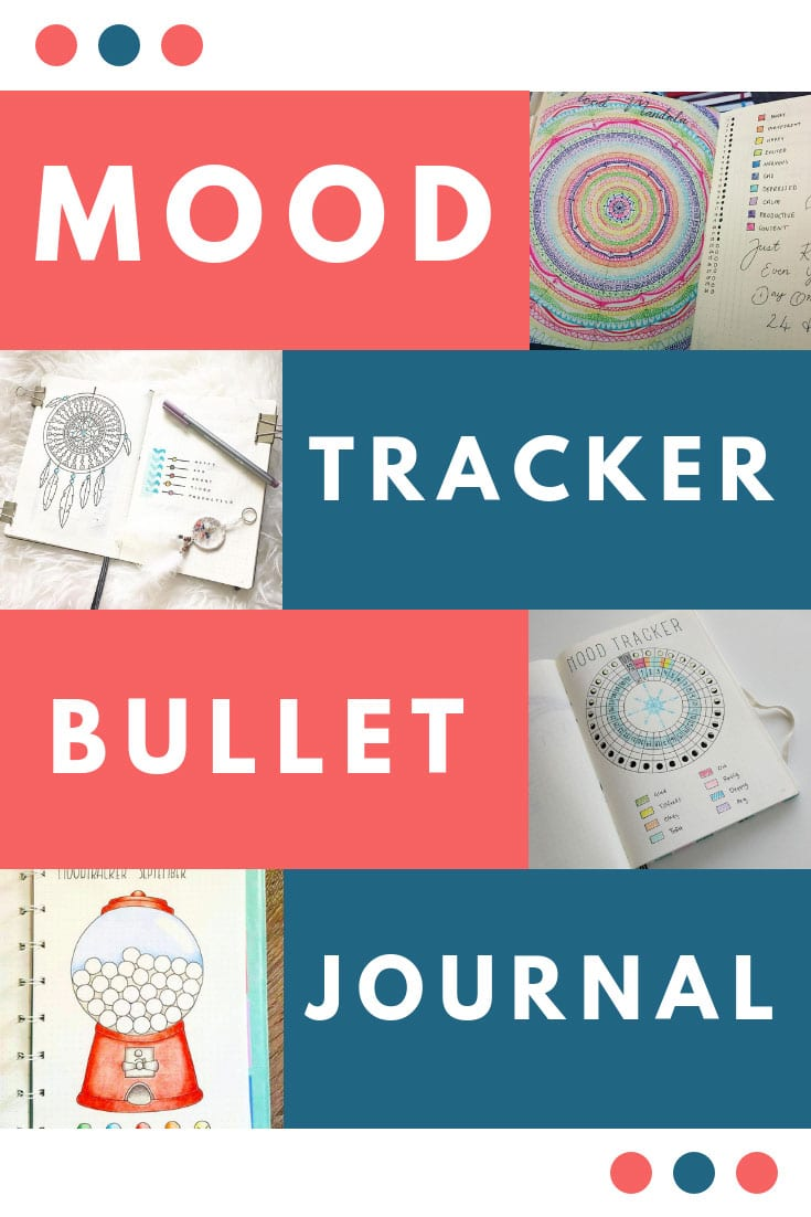 Mood Tracker Bullet Journal Ideas