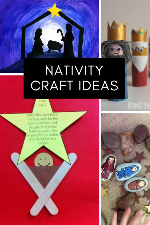 Nativity Craft Ideas