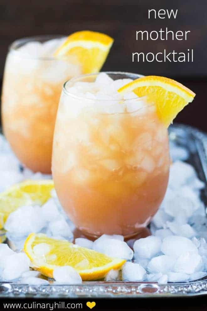 New Mother Mocktail (Juice Blend)