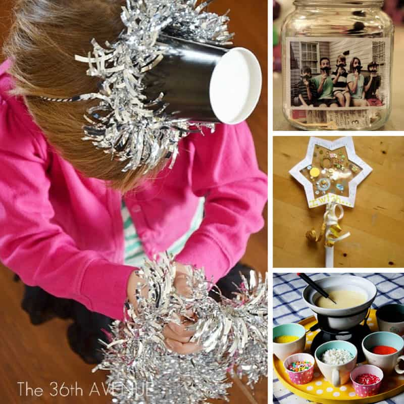 These New Year's Eve party ideas are super fun!