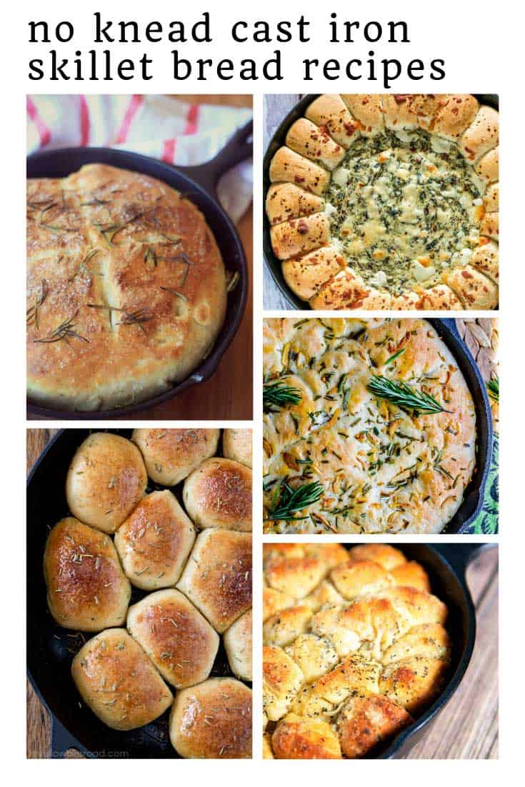 Best Cast Iron Skillet Bread Recipes 4 Will Make You Drool