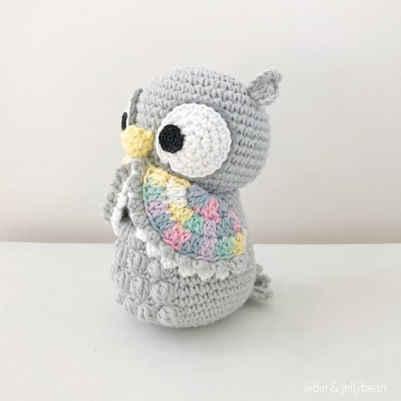 Olivia the Little Owl