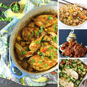 These one pot paleo meals are just what I need - no time to do dishes! Thanks for sharing!
