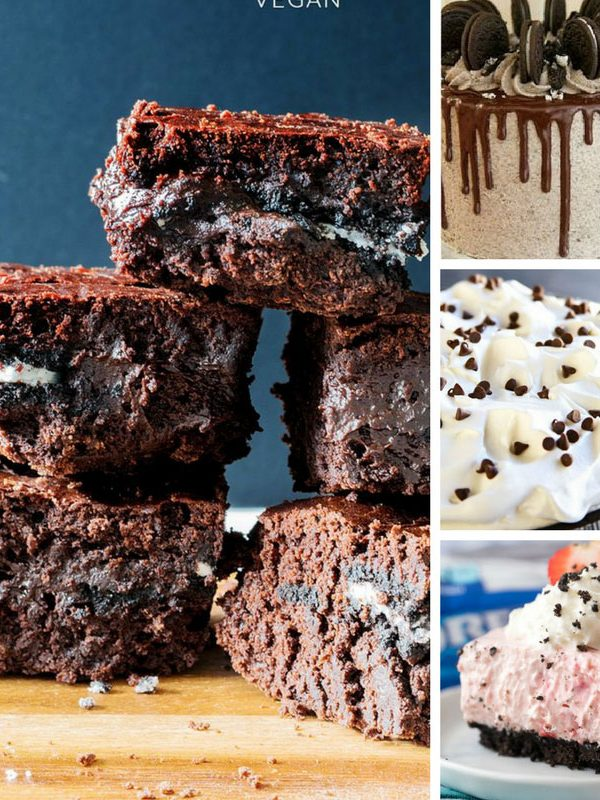 OMG these Oreo dessert recipes look seriously amazing - bye bye diet!